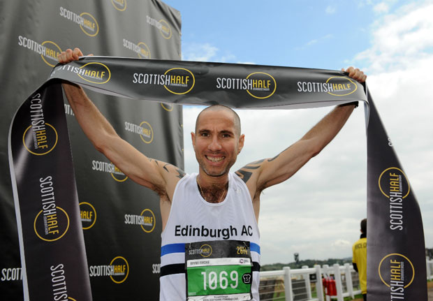 The Scottish Half Marathon - Saturday, September 19, 2015
