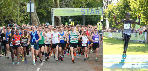 The Ealing Half Marathon - Sunday, September 27, 2015