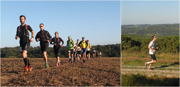Groombridge Place High Weald Challenge 50km Ultra Trail