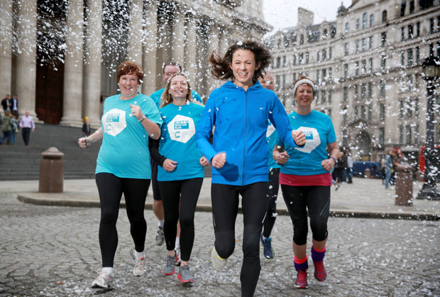 Runners Need team up with Cancer Research UK London Winter Run to help get Londoners fit this winter
