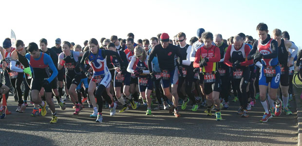 Maxifuel Eton and Windsor Fun Run and Duathlon - Saturday, February 22, 2014