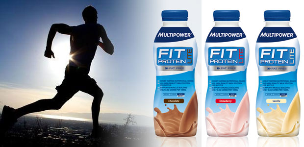Multipower's new Fit Protein Lite shake