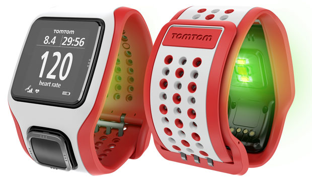 TomTom has launched the Runner Cardio GPS sport watch with cutting-edge heart rate technology