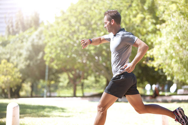 Less than 20% of people realise that slo-mo running can help burn fat as part of a Summer weight loss programme