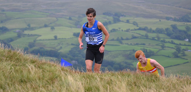 Uphill running tips from an expert