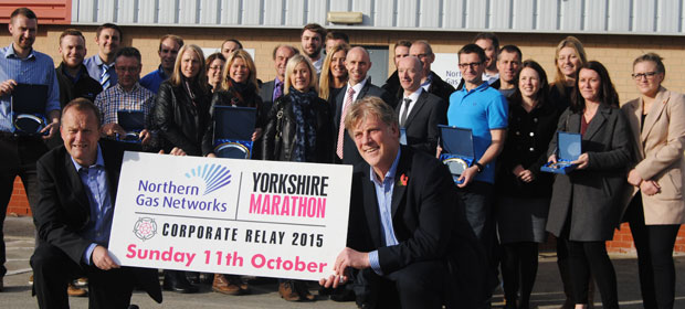 Northern Gas Networks Yorkshire Marathon Corporate Relay