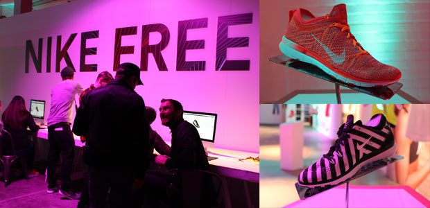 What's behind the Nike Free?