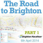 The Road to Brighton - Part 1: Essential Guide, Race Route & Social Media