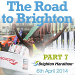 The Road to Brighton - Part 5: #CheerMeHome and WIN!