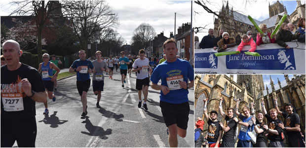Asda Foundation City of Lincoln 10K – Sunday, March 22, 2015