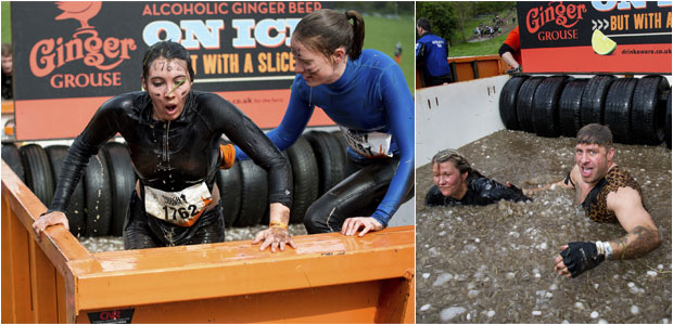 Tough Mudder: All new in2015