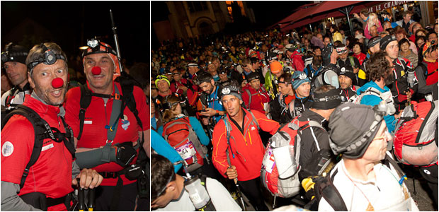 The North Face® Ultra-Trail Du Mont-Blanc® 2013 © Pete Aylward