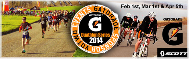 Gatorade Eton Duathlon Series